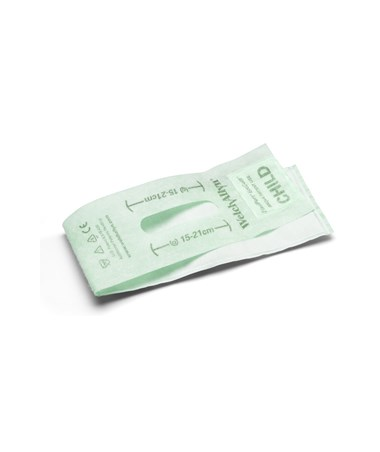 FlexPort® EcoCuff™ Disposable Blood Pressure Cuff WELECOCUFF-09-