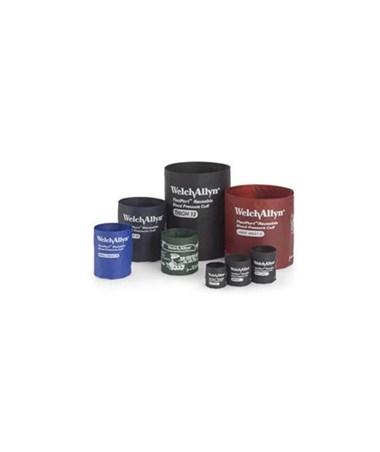 Welch Allyn FlexiPort™ Reusable Blood Pressure Cuff, Various Sizes WELREUSE-06