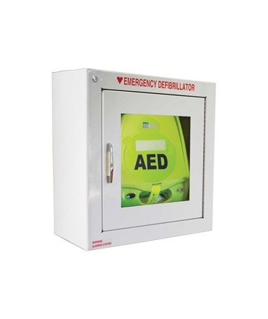 AED Plus® Surface Mount Wall Cabinet with Alarm ZOL8000-0817-01