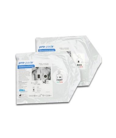 pro•padz® Biphasic Multi-Function Electrodes, Case ZOL8900-2303-01